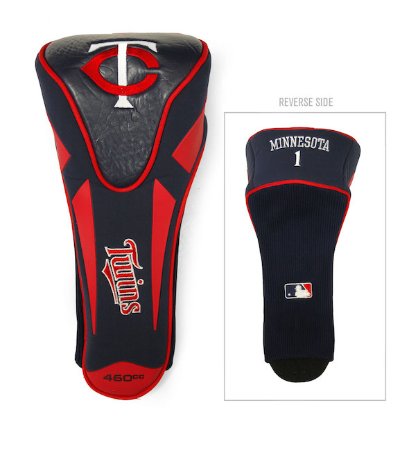 Minnesota Twins Single Apex Driver Headcover