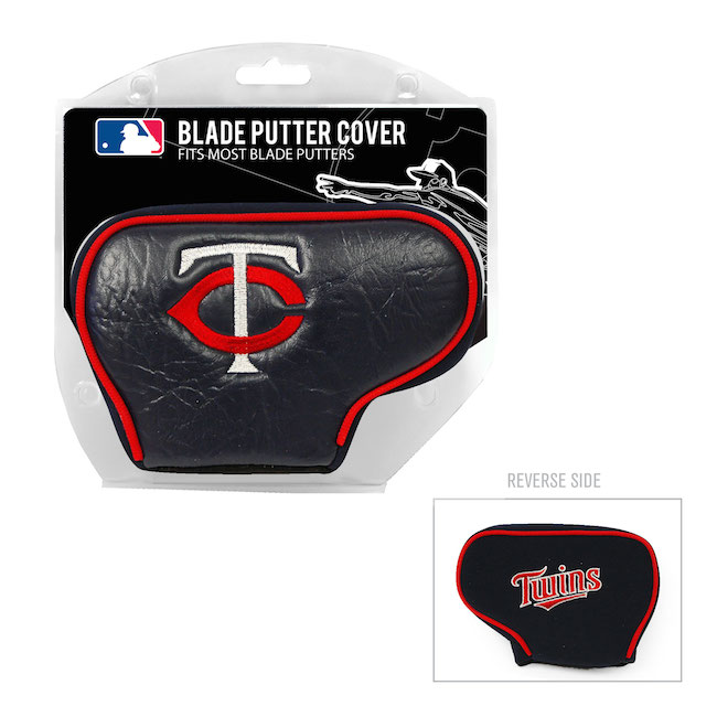Minnesota Twins Blade Putter Cover