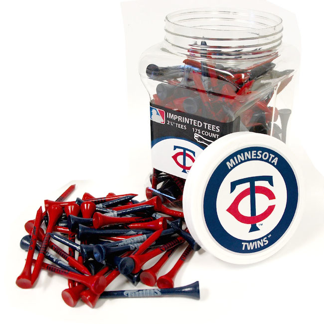 Minnesota Twins 175 imprinted Tee Jar