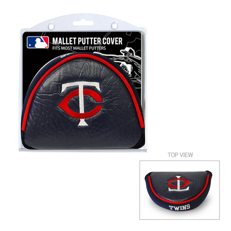 Minnesota Twins Mallet Putter Cover