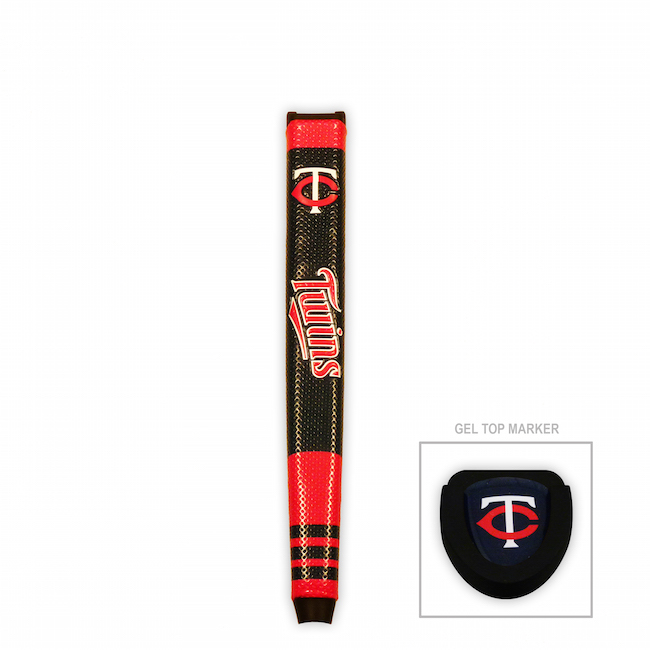 Minnesota Twins Putter Grip with Ball Marker