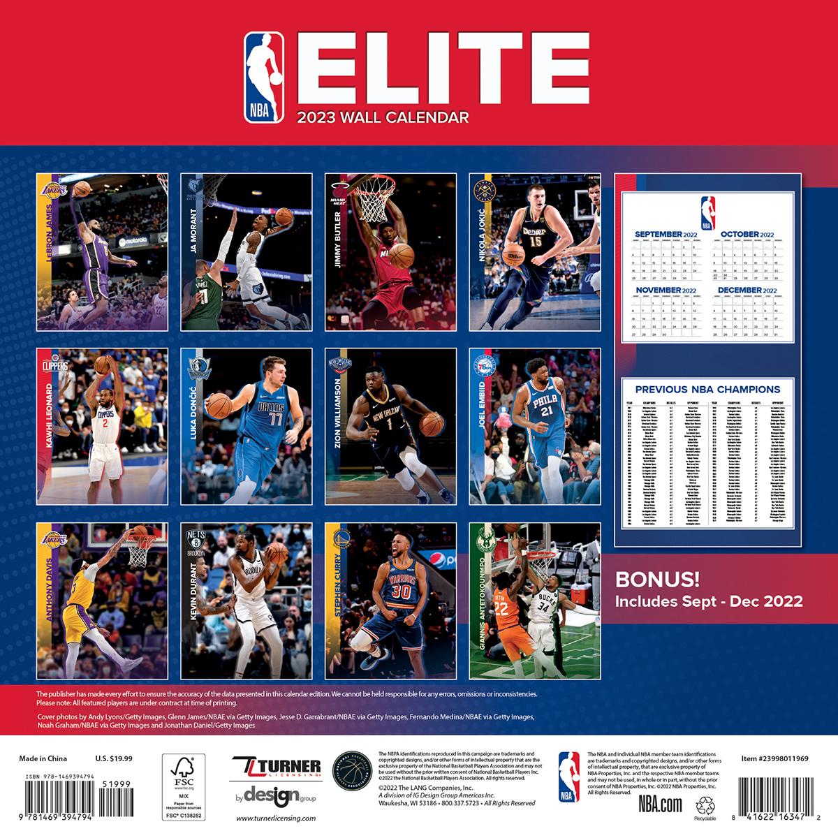 nba kalender