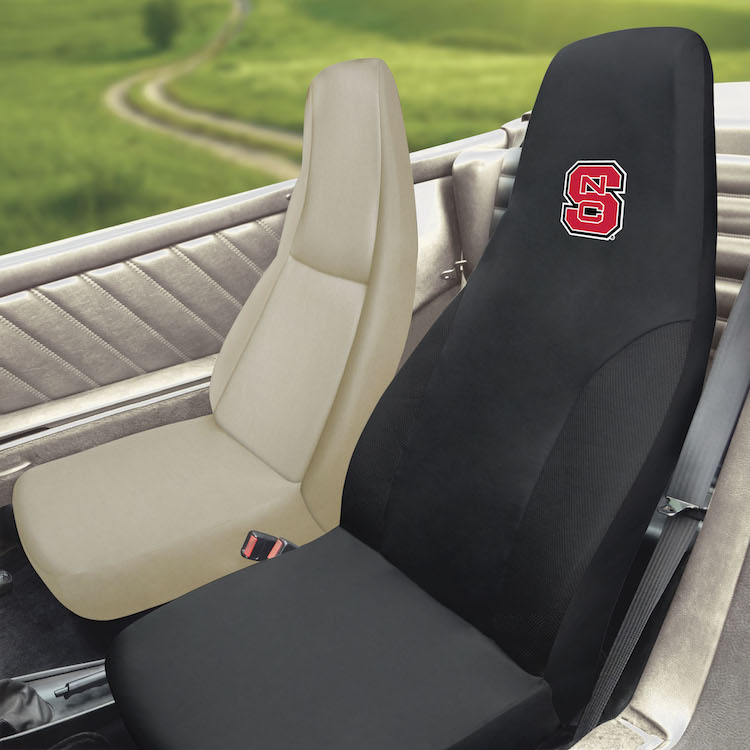 NC State Wolfpack Seat Cover