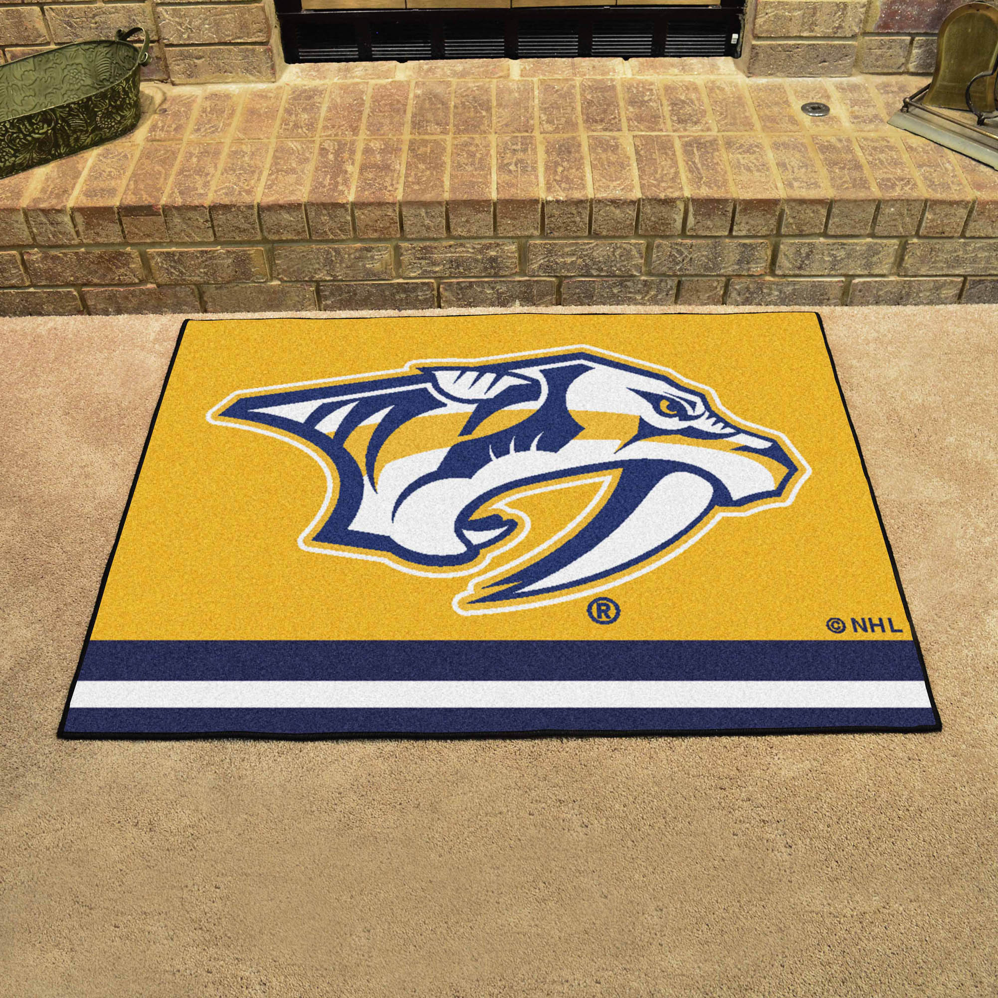 Nashville Predators ALL STAR 34 x 45 Floor Mat