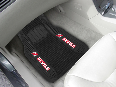 New Jersey Devils Deluxe 20 x 27 Car Floor Mats