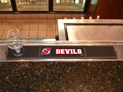 New Jersey Devils Bar Drink Mat