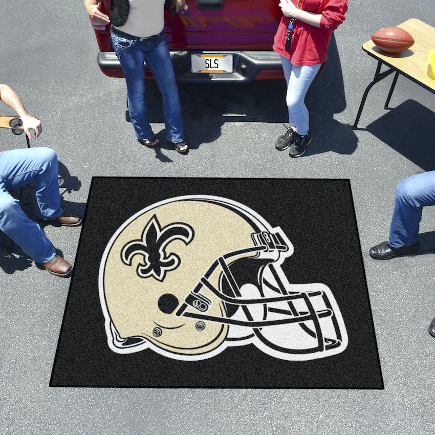 New Orleans Saints TAILGATER 60 x 72 Rug