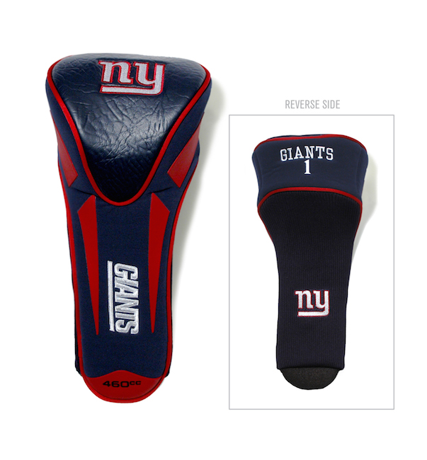 New York Giants Single Apex Driver Headcover
