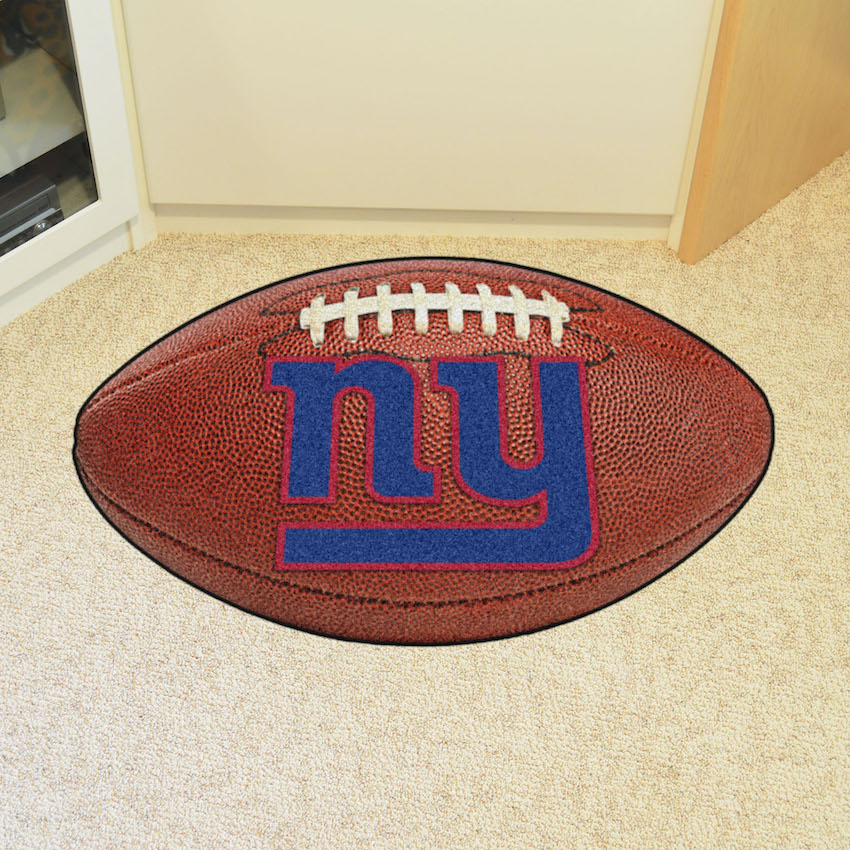 New York Giants Football Floor Mat