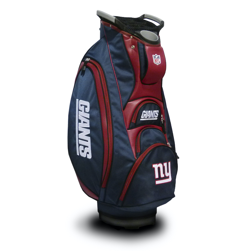 New York Giants VICTORY Golf Cart Bag
