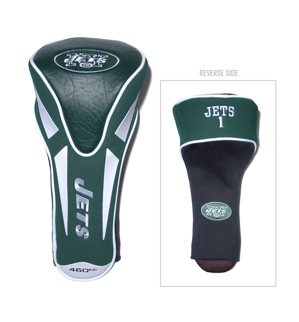 New York Jets Single Apex Driver Headcover