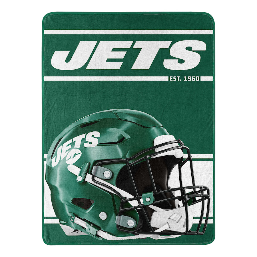 New York Jets Micro 50 x 60 Team Blanket