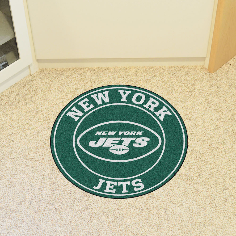 New York Jets Roundel Mat