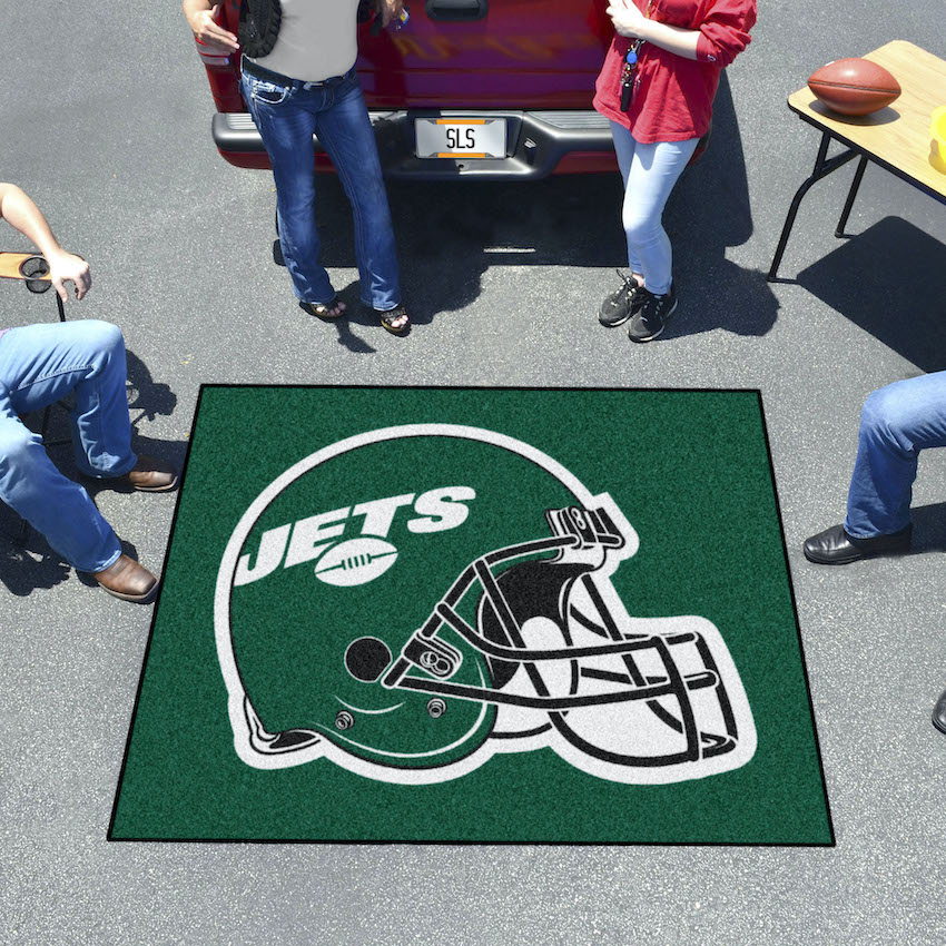 New York Jets TAILGATER 60 x 72 Rug