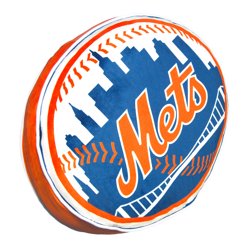 New York Mets Cloud Pillow - 15 inch