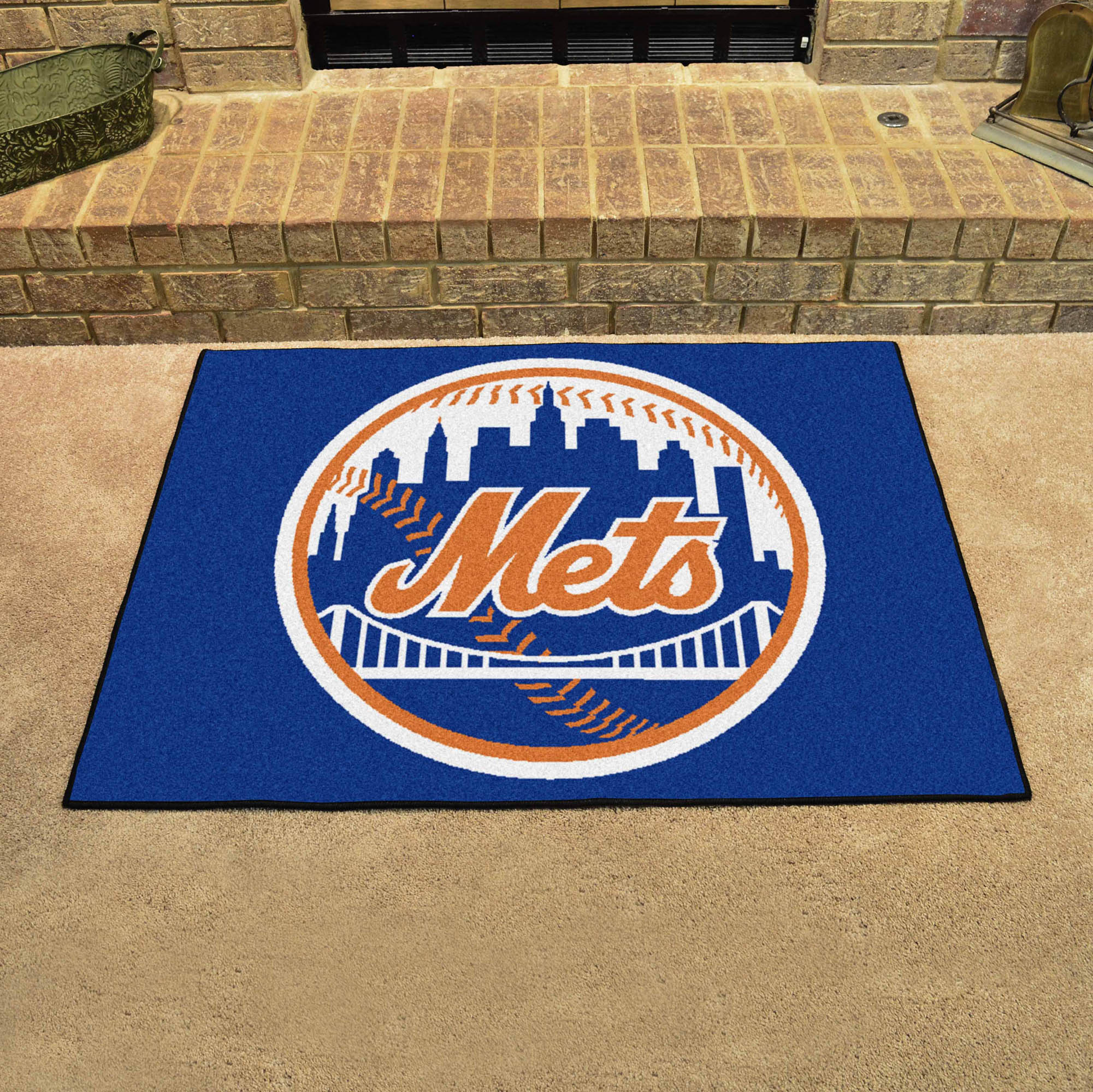 New York Mets ALL STAR 34 x 45 Floor Mat