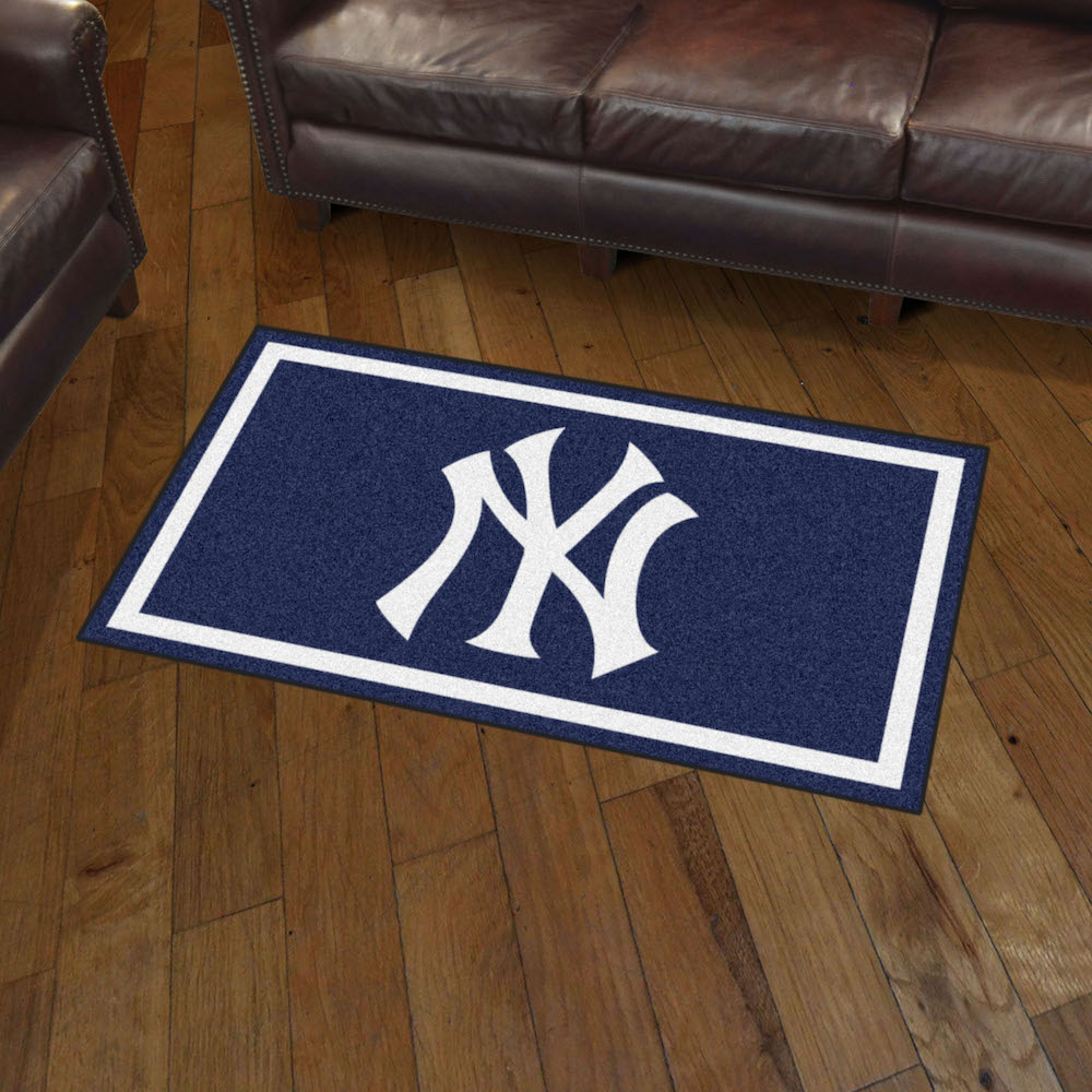 New York Yankees 3x5 Area Rug Buy At Khc Sports