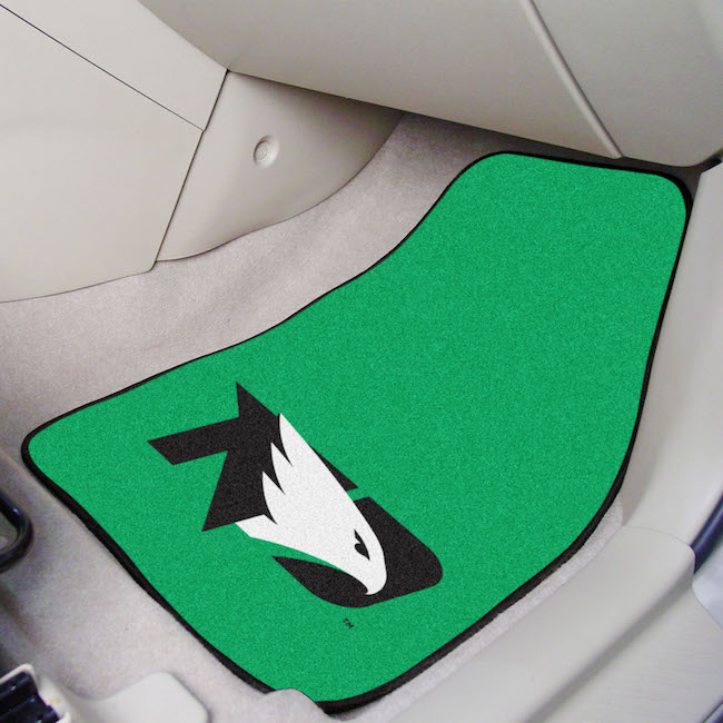 North Dakota Fighting Sioux Carpeted Car Floor Mats Buy