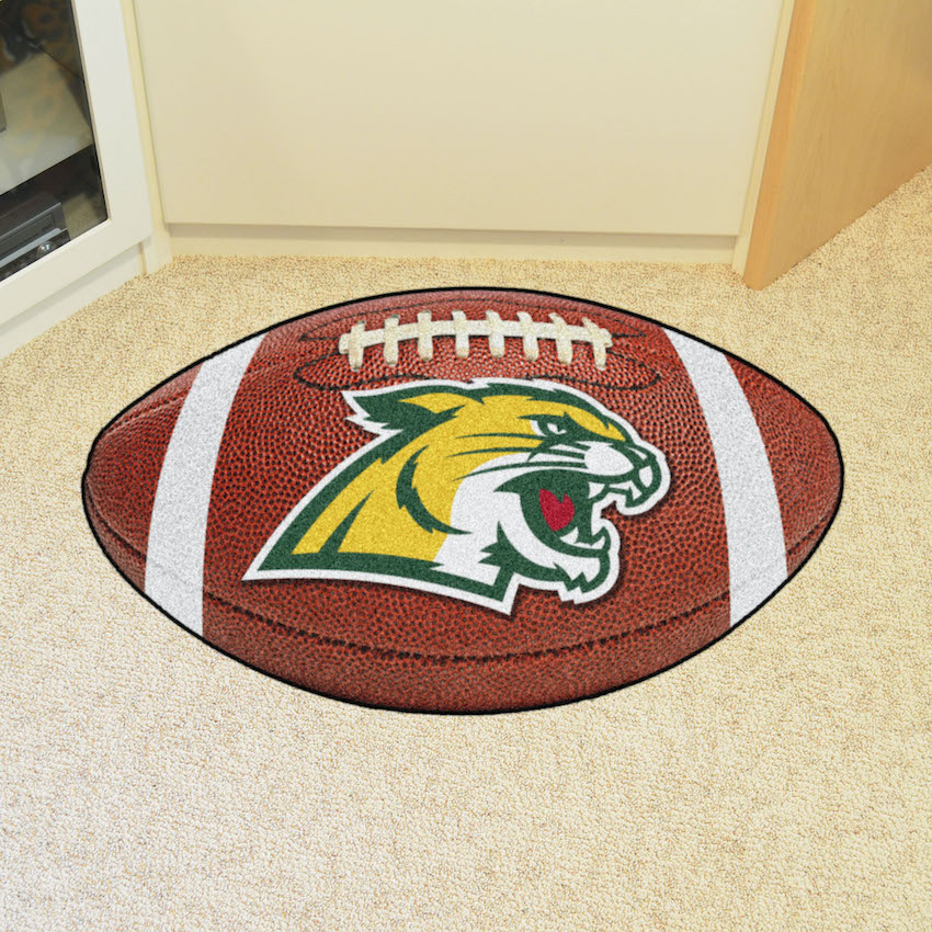 Northern Michigan Wildcats 22 x 35 FOOTBALL Mat