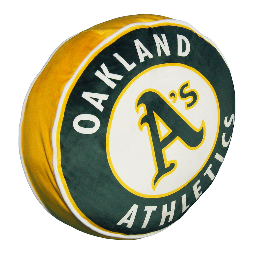 Oakland A's Cloud Pillow - 15 inch