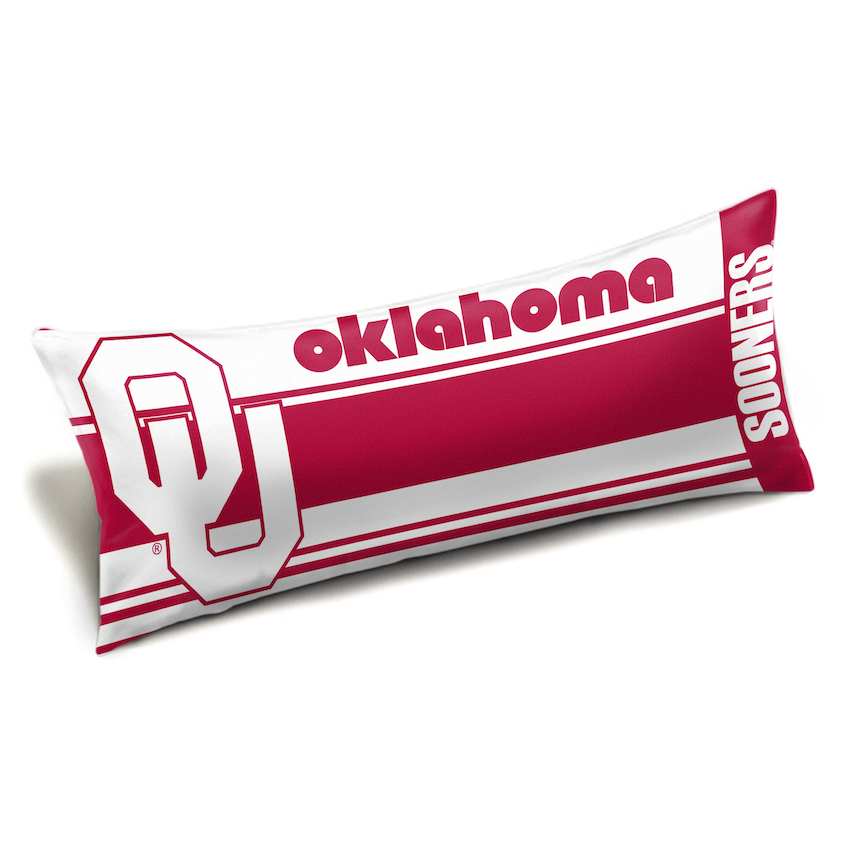 Oklahoma Sooners Body Pillow Buy At Khc Sports