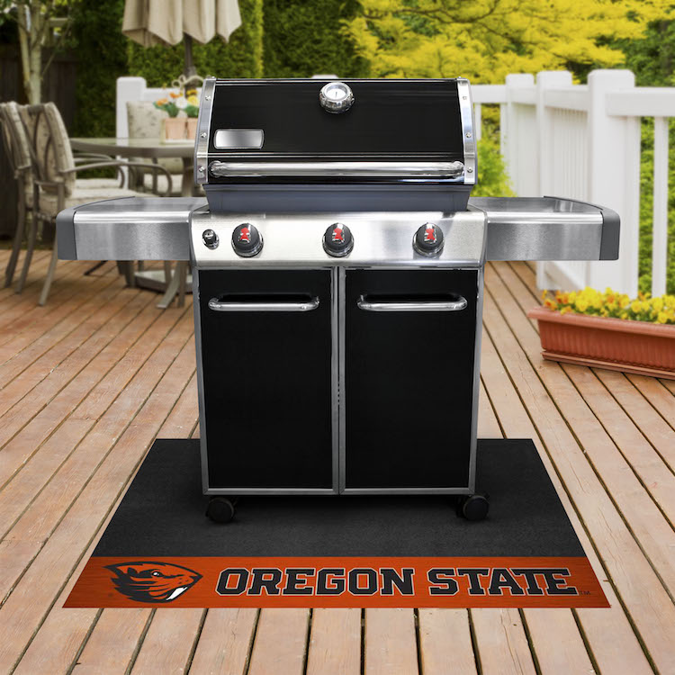 Oregon State Beavers NCAA Grill Mat