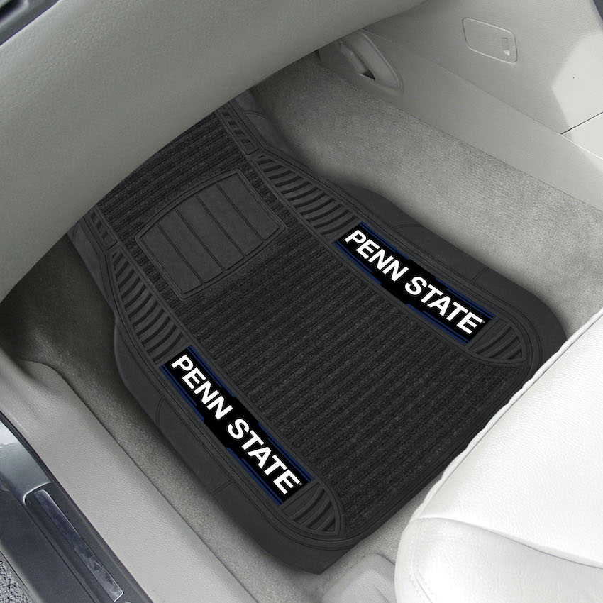 Penn State Nittany Lions Deluxe 20 x 27 Car Floor Mats