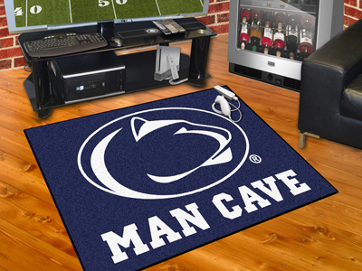 Penn State Nittany Lions ALL STAR 34 x 45 MAN CAVE Floor Mat