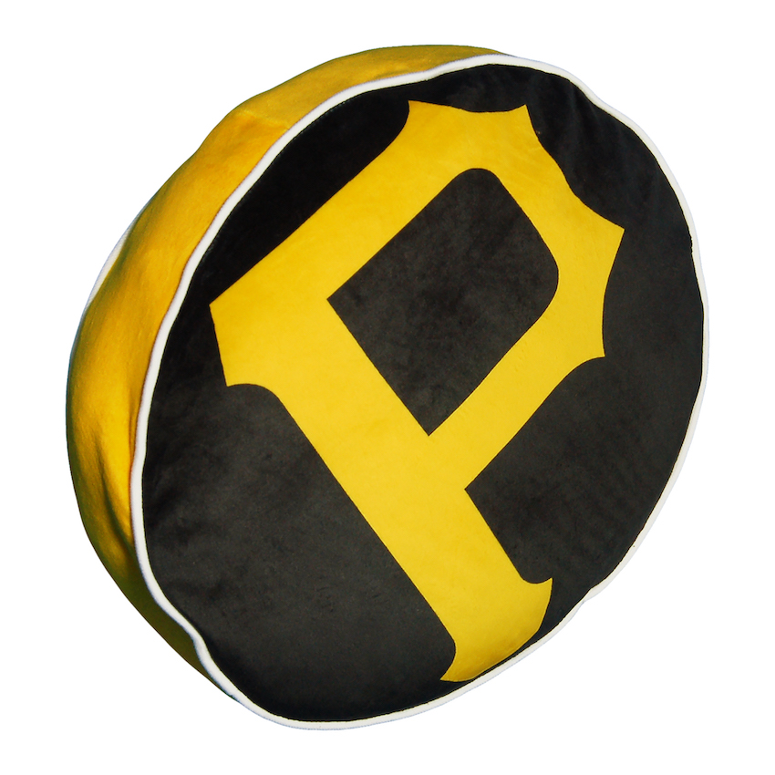 Pittsburgh Pirates Cloud Pillow - 15 inch
