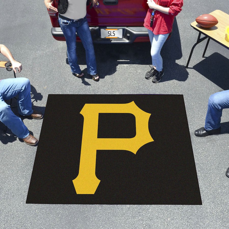 Pittsburgh Pirates TAILGATER 60 x 72 Rug