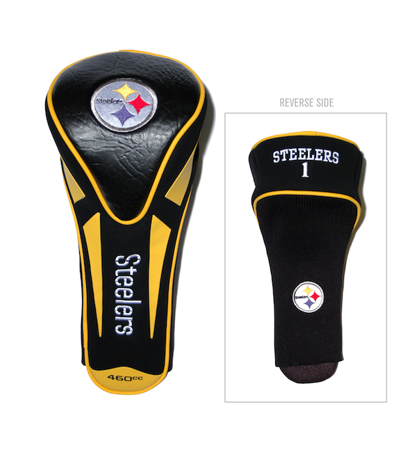 Pittsburgh Steelers Single Apex Driver Headcover
