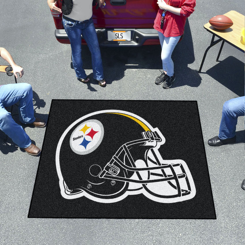 Pittsburgh Steelers TAILGATER 60 x 72 Rug