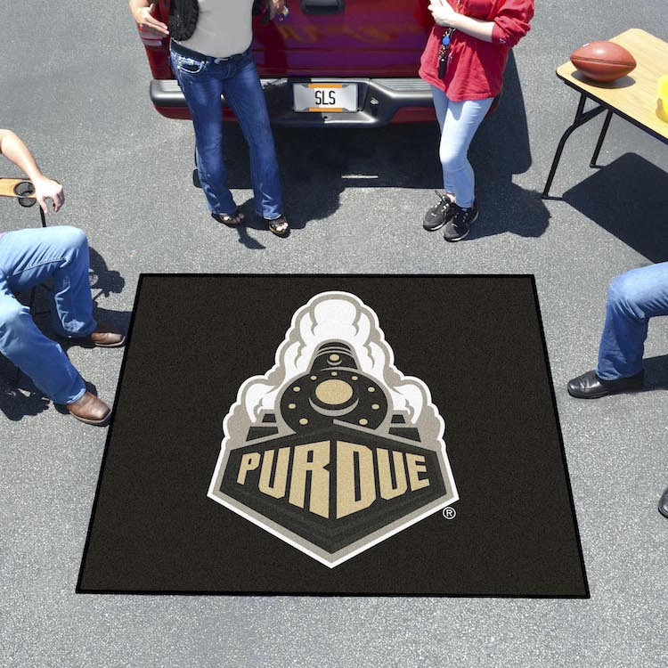 Purdue Boilermakers TAILGATER 60 x 72 Rug