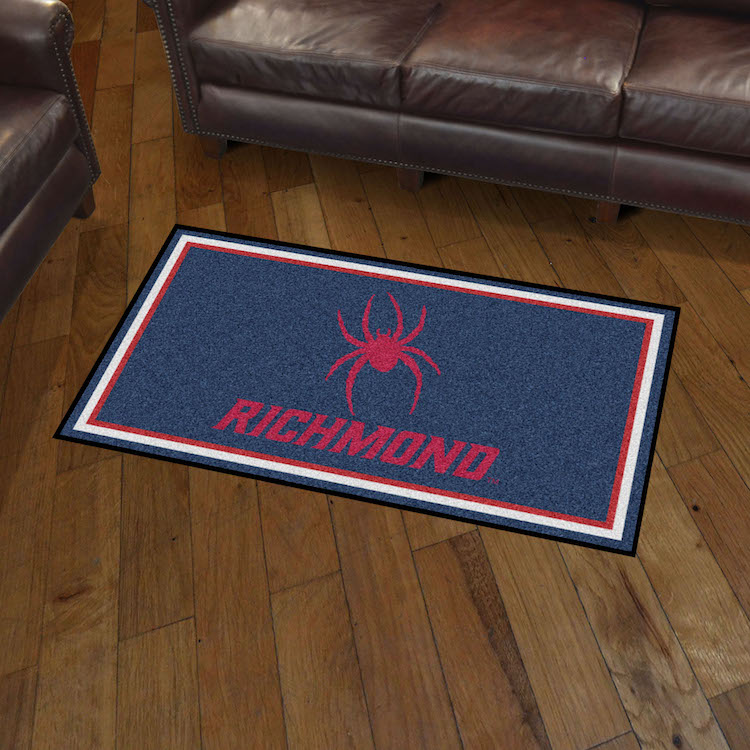 Richmond Spiders 3x5 Area Rug
