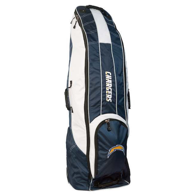 Los Angeles Chargers Golf Travel Bag Buy At Khc Sports