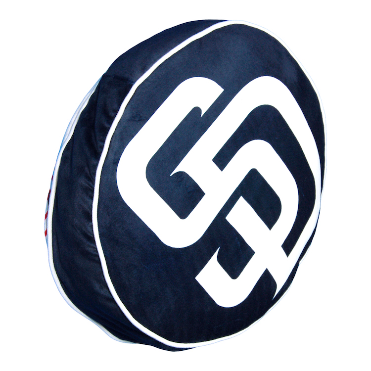 San Diego Padres Cloud Pillow - 15 inch