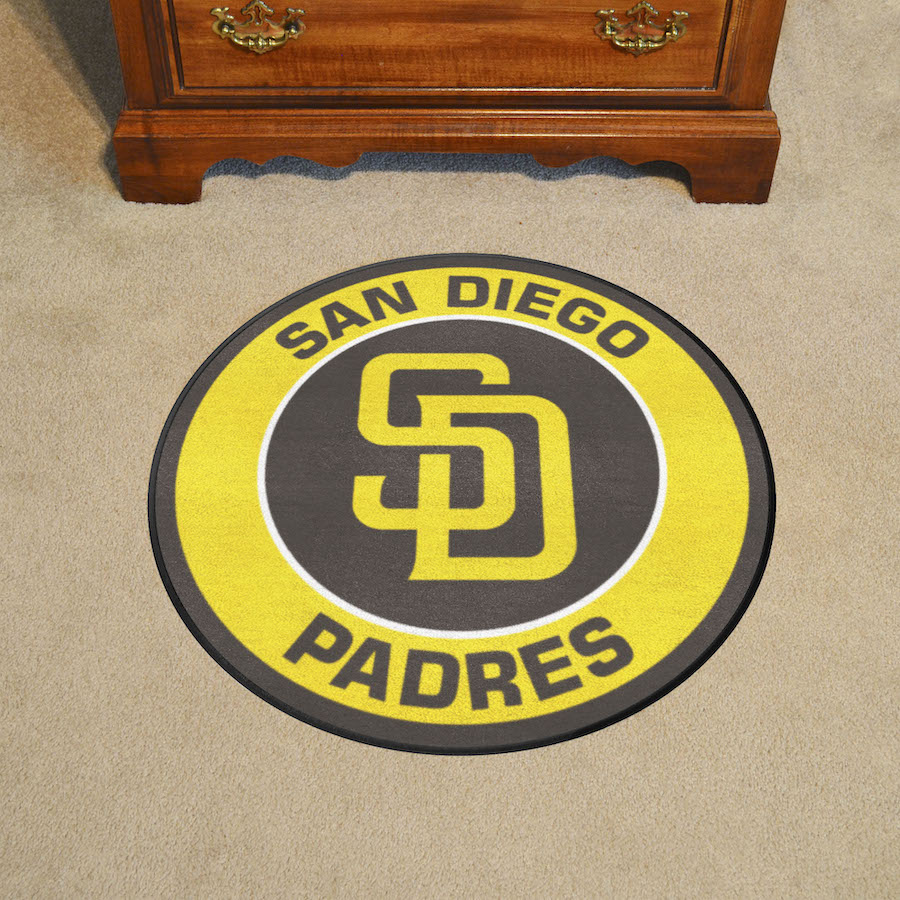 San Diego Padres Roundel Mat