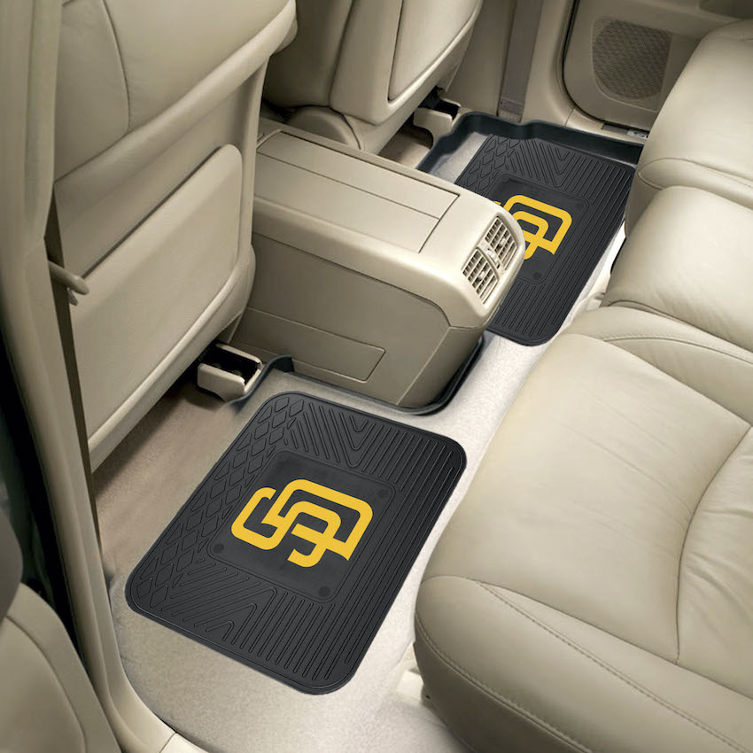 San Diego Padres Small Utility Mat (Set of 2)