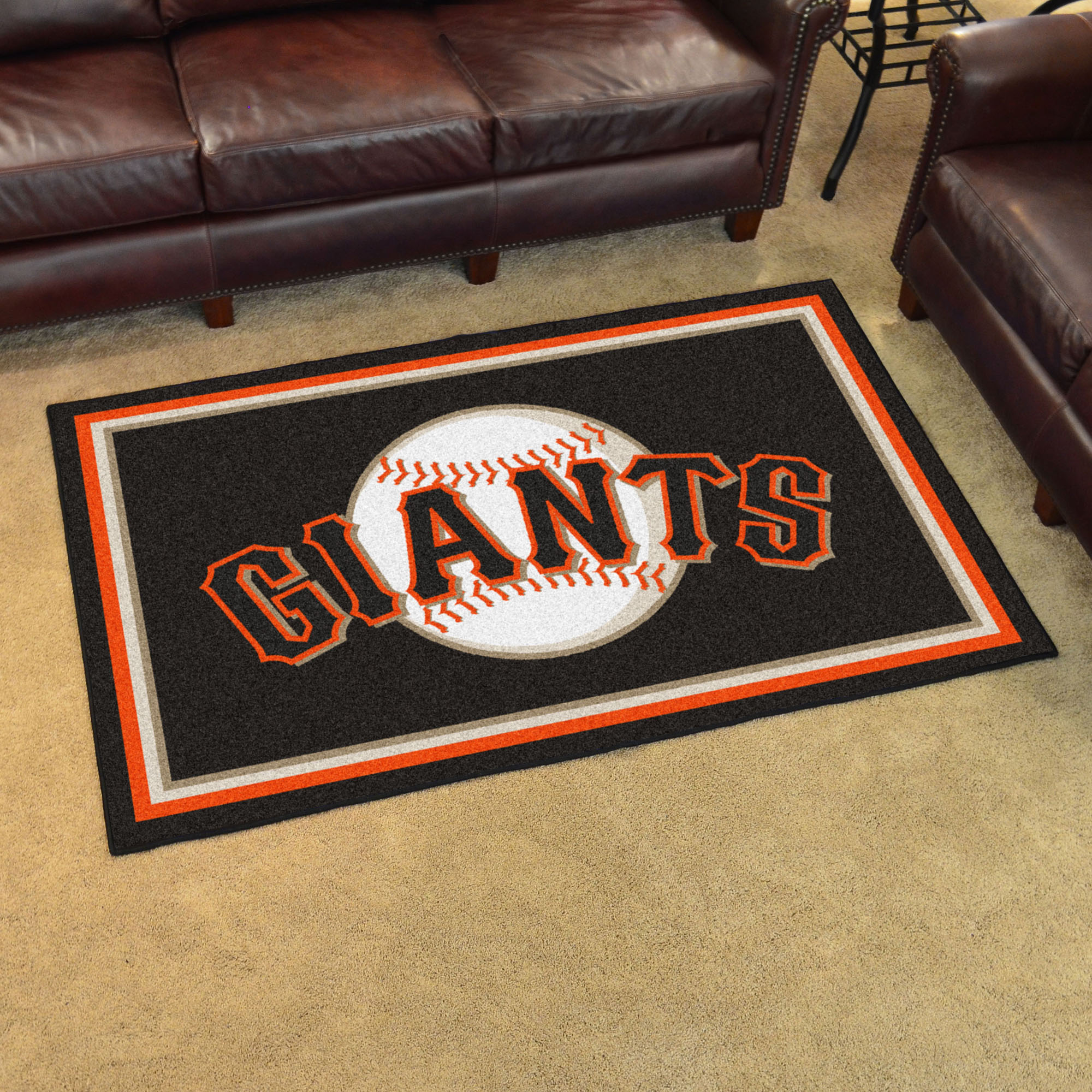 San Francisco Giants 4x6 Area Rug Buy At Khc Sports