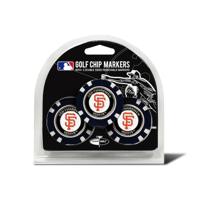 San Francisco Giants 3 Pack Golf Chips Buy At Khc Sports