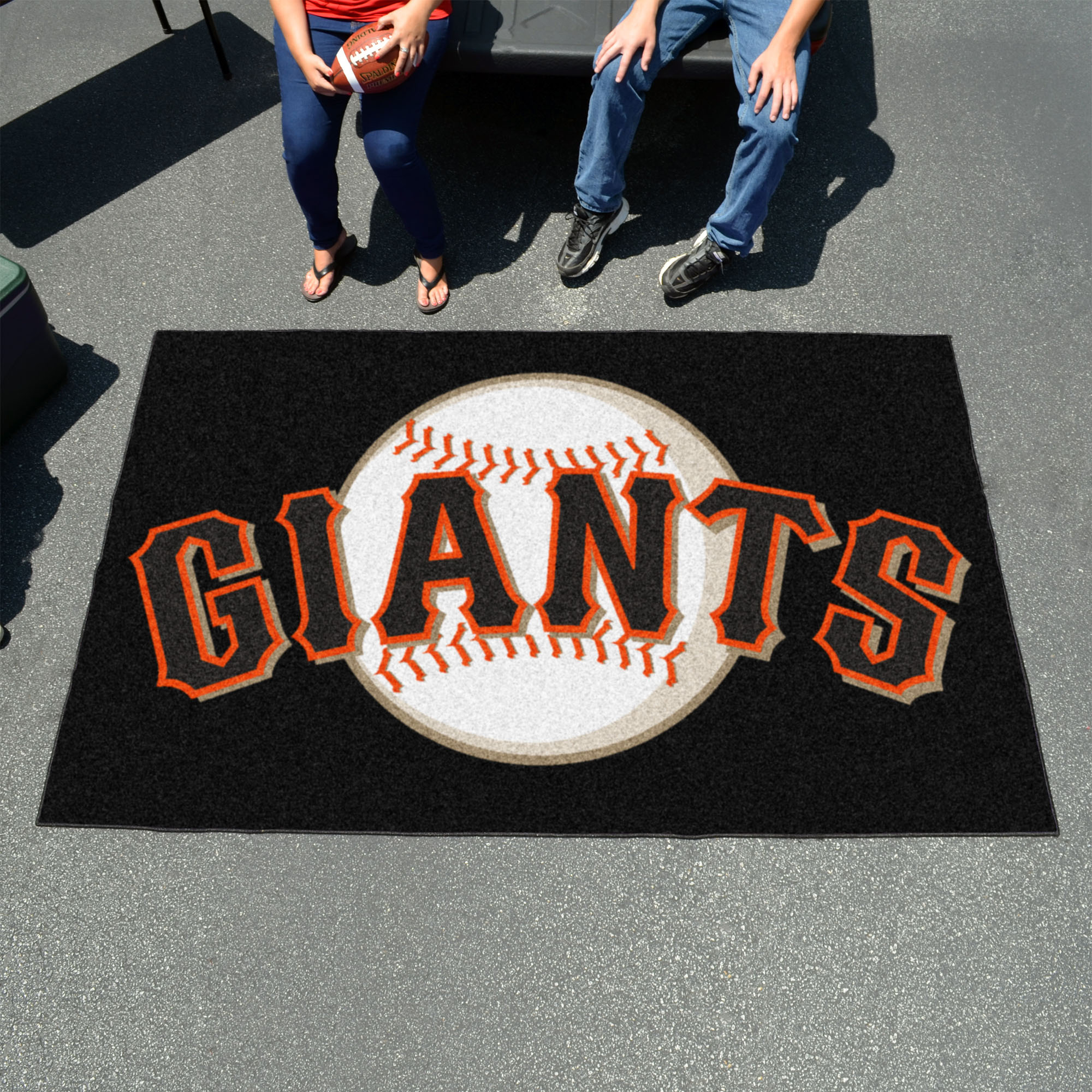 San Francisco Giants UTILI-MAT 60 x 96 Rug