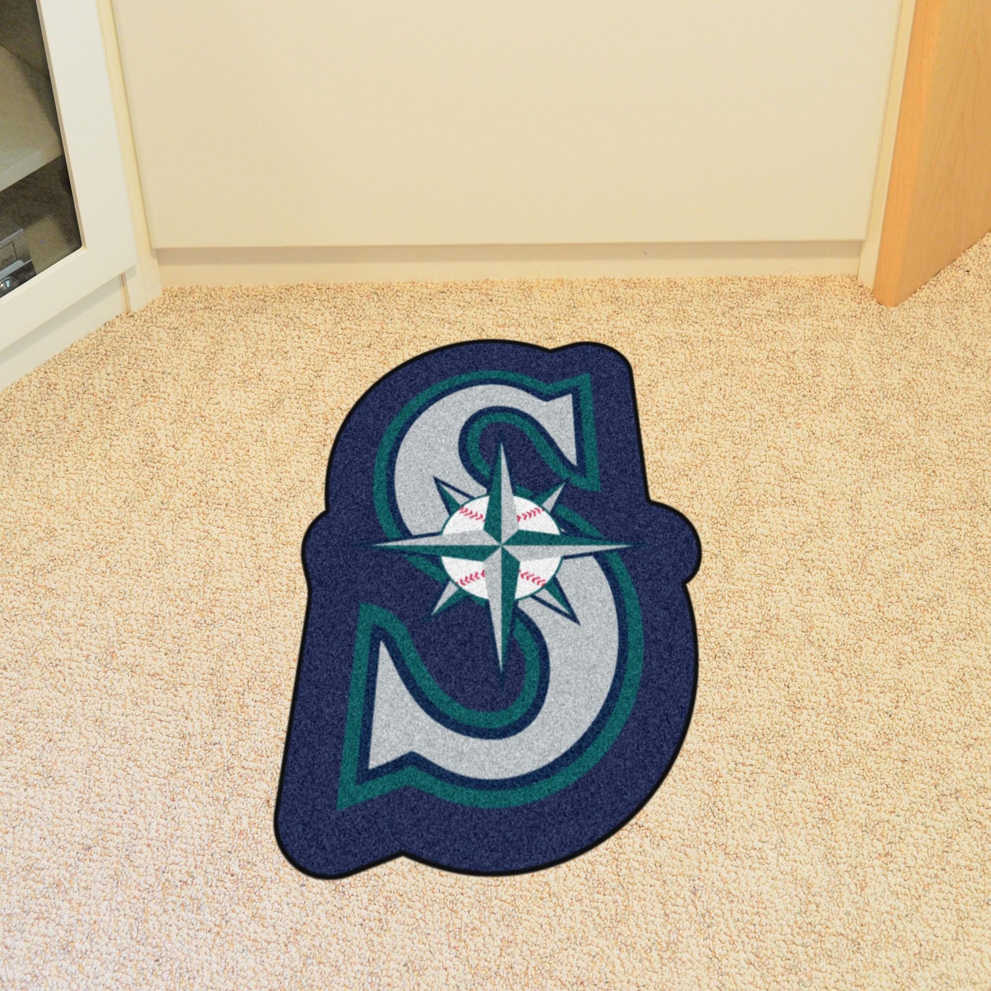Seattle Mariners MLB MASCOT Mat
