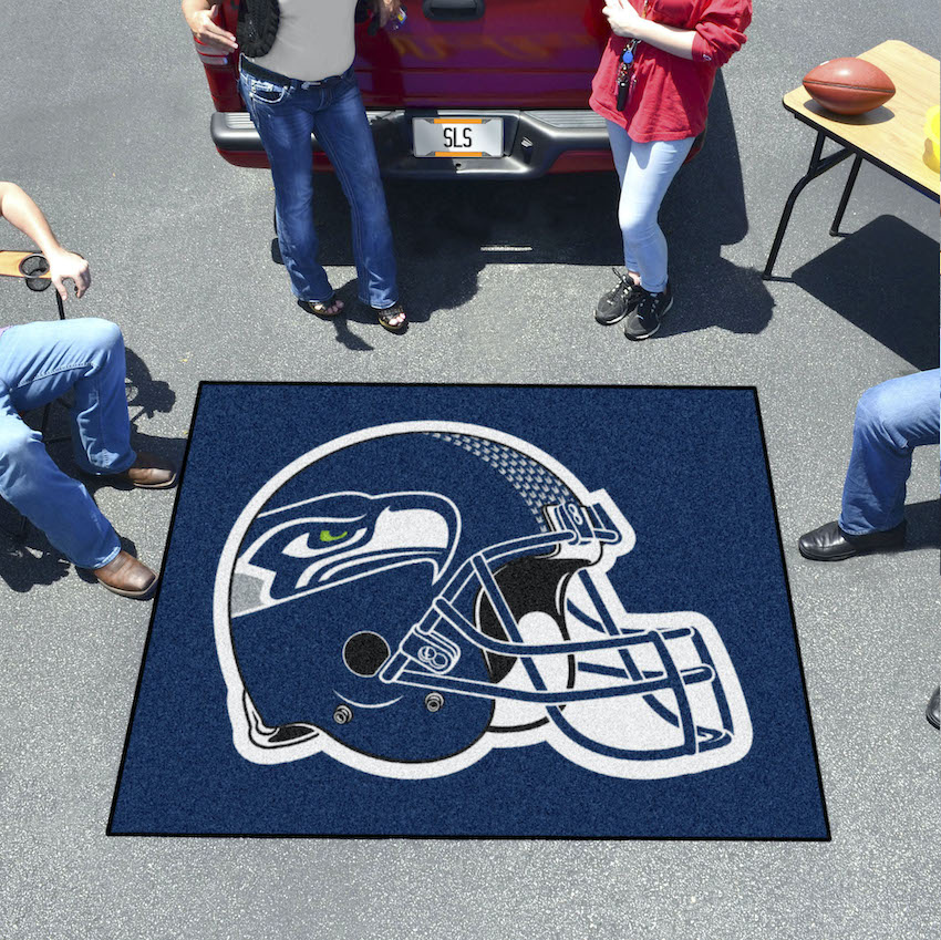Seattle Seahawks TAILGATER 60 x 72 Rug