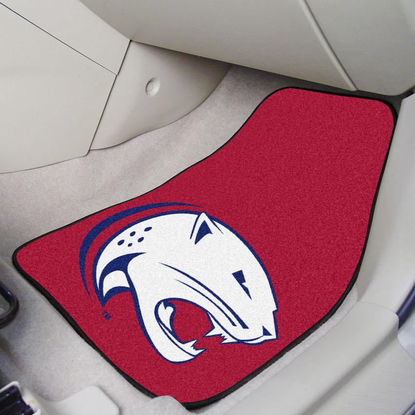South Alabama Jaguars Carpeted Car Floor Mats Buy At Khc