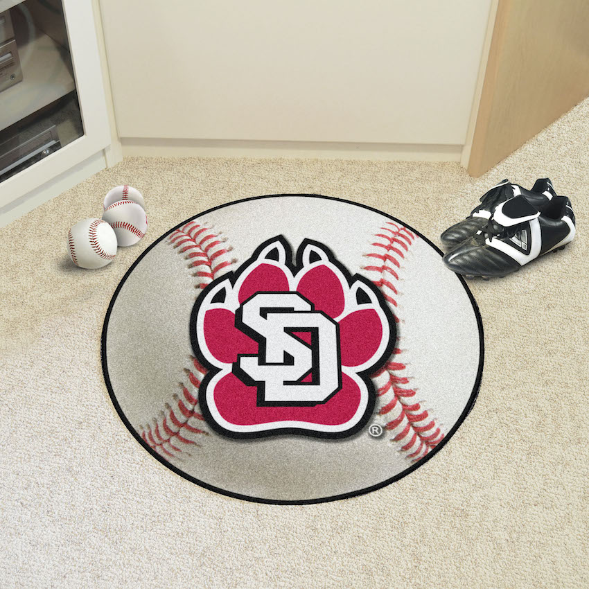 South Dakota Coyotes BASEBALL Mat