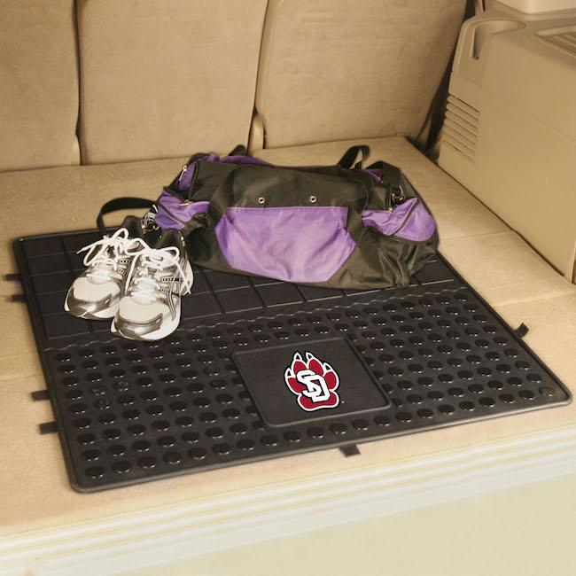 South Dakota Coyotes Heavy Duty Vinyl Cargo Mat