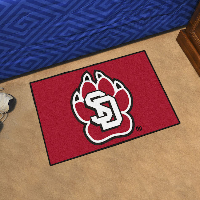 South Dakota Coyotes 20 x 30 STARTER Floor Mat