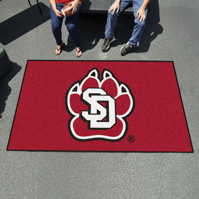 South Dakota Coyotes UTILI-MAT 60 x 96 Rug