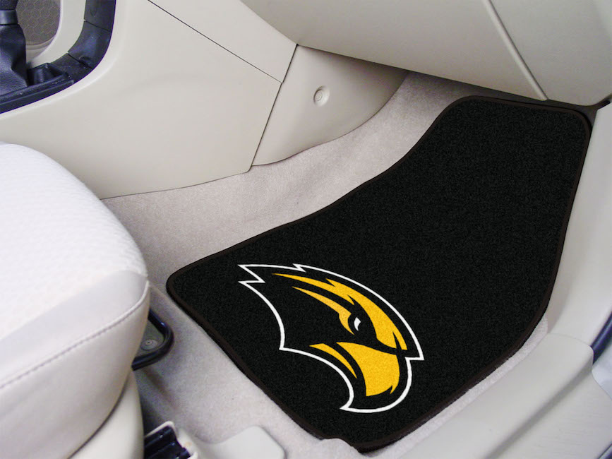 Southern Mississippi Golden Eagles Car Floor Mats 18 x 27 Carpeted-Pair