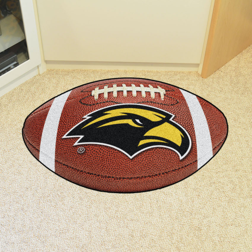 Southern Mississippi Golden Eagles 22 x 35 FOOTBALL Mat